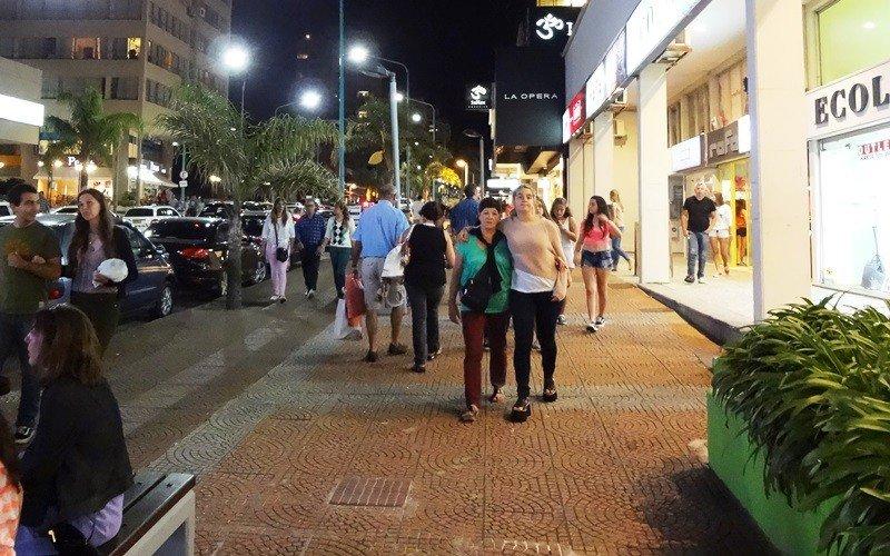 Punta del Este es el único destino de Uruguay en el que el gasto de los extranjeros creció el doble que los arribos.