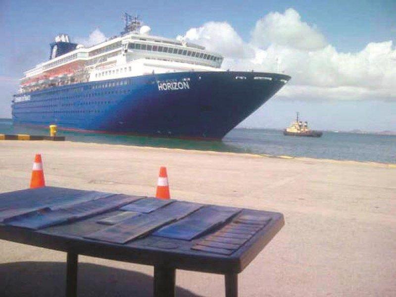 Crucero Horizon en el Caribe.