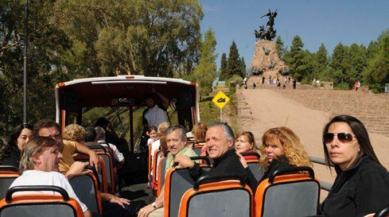 Un tercio del turismo de Mendoza llega desde el exterior.