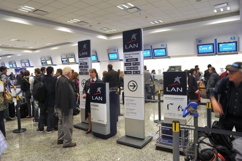 Tráfico y ocupación de LAN y TAM se redujeron en marzo