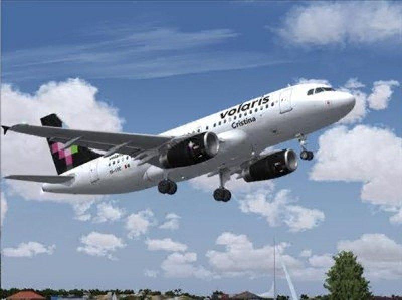 La aerolínea mexicana de bajo costo Volaris anuncia que operará en Guatemala