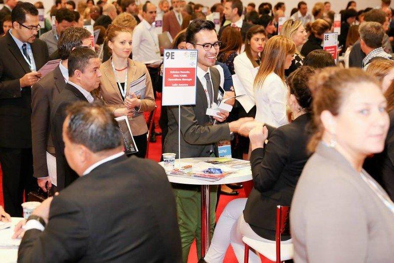 WTM Latin America registra aumento del 20% en reuniones pre-agendadas.