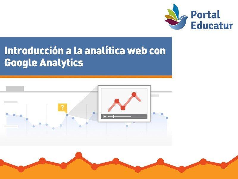Webinar: Introducción a la analítica web con Google Analytics