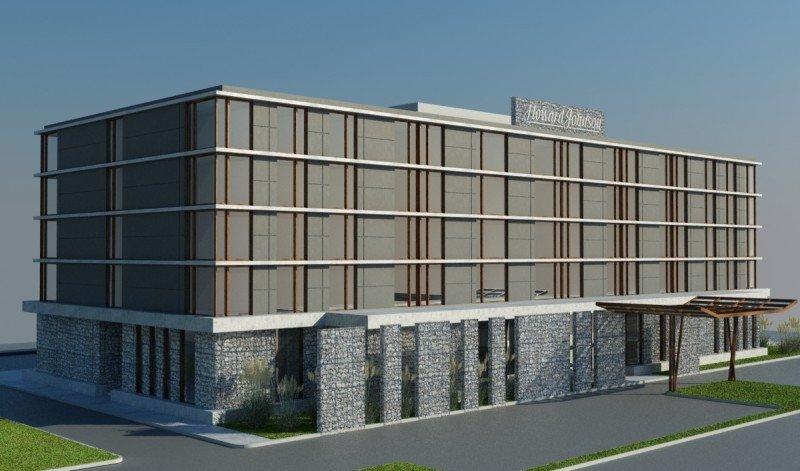 El condohotel tendrá 124 habitaciones y un salón de convenciones para 200 personas.