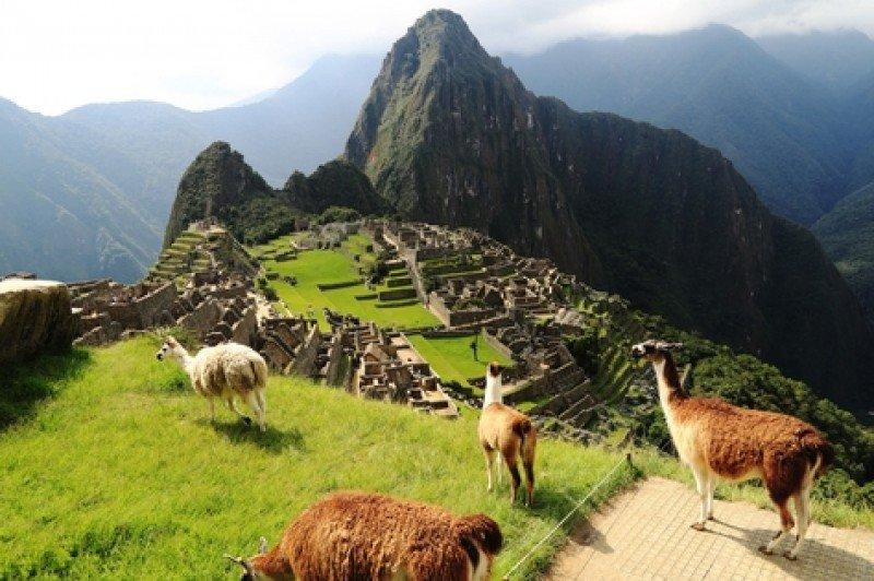 Las comunidades locales estarán más integradas y la gestión y la preservación de la fortaleza inca. #shu#