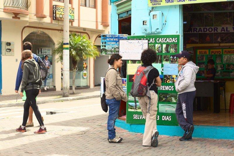Baños, Ecuador. #shu#