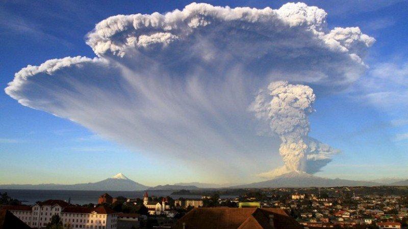 Hay alerta roja en la región Los Lagos de Chile. (Foto: Reuters).