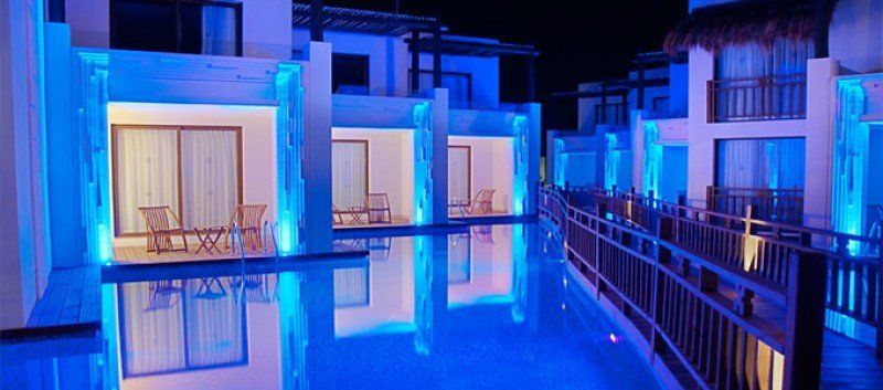 Hotel de Karisma en la Riviera Maya.