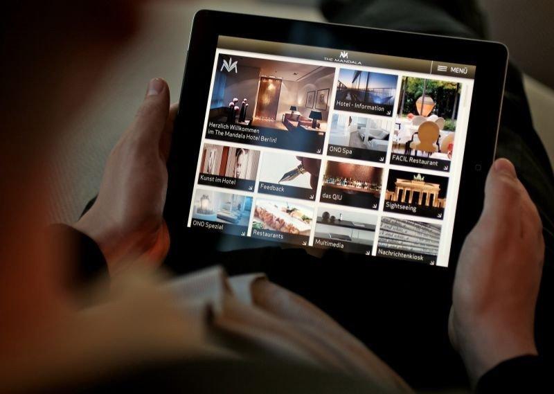 Llega a Sudamérica el servicio de tablets para huéspedes de hoteles