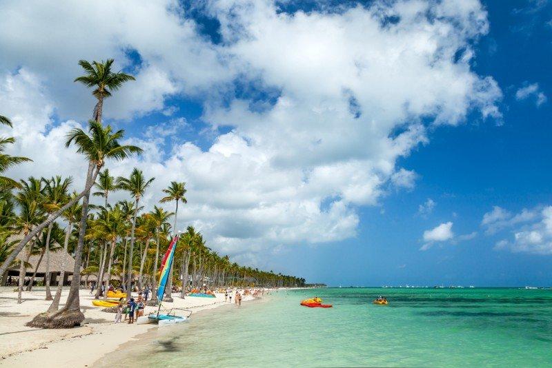 Punta Cana tuvo un crecimiento en la demanda de viajes del 50%. #shu#