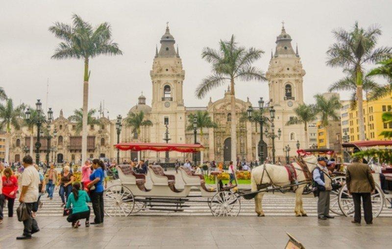 El movimiento de turismo interno en Perú crecerá 6% este feriado. #shu#