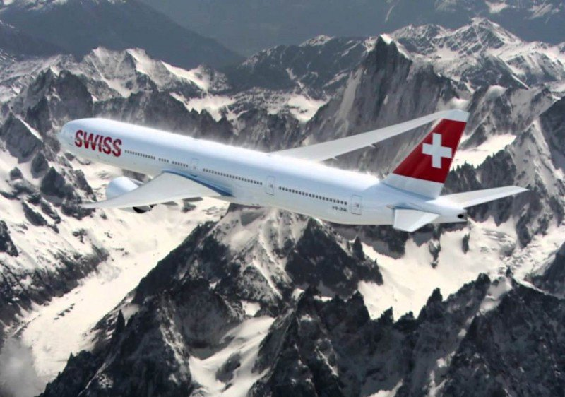Swiss encarga tres 777-300ER más a Boeing, valorados en 883,3 millones