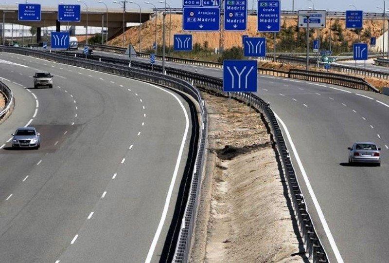 Las autopistas en quiebra reportan un aumento de tráfico tras siete años de caídas