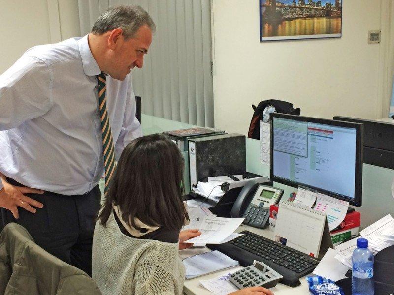 Fernando Lucini considera muy buena la respuesta de las agencias a las reservas online de New Travelers.