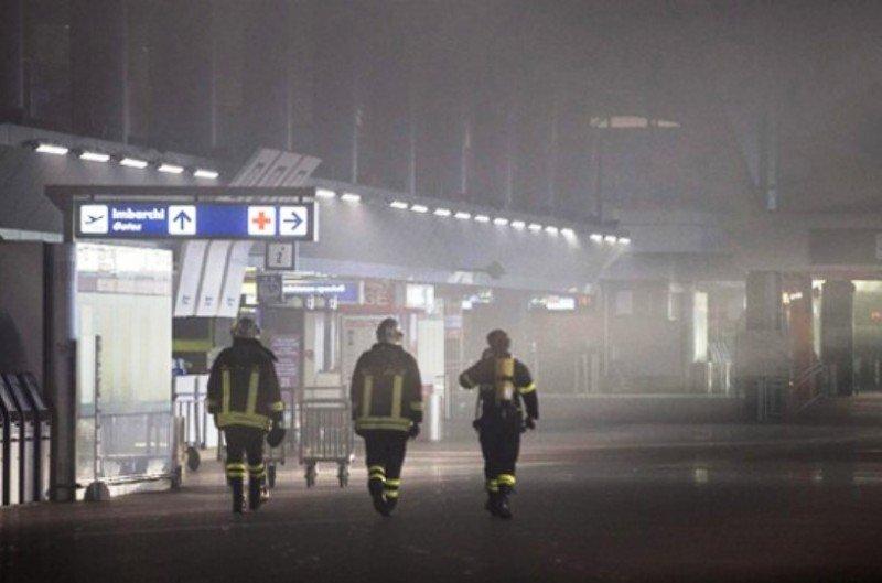 Cancelan 56 operaciones entre aeropuertos españoles y Roma  (Foto Reuters).