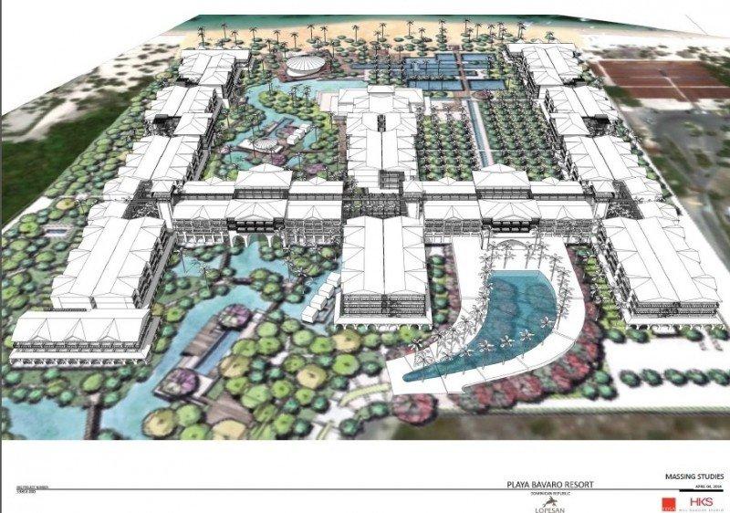Lopesan construirá un gran resort de 1.000 habitaciones en Playa Bávaro