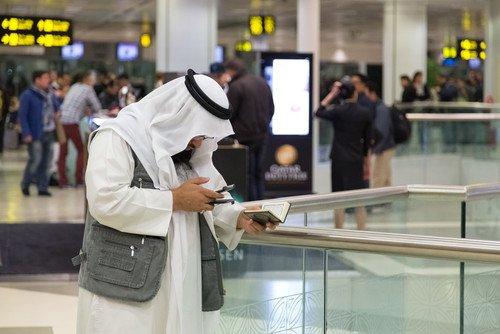 En los últimos años se han puesto en marcha varias rutas aéreas directas entre España y Emiratos Árabes Unidos. #shu#