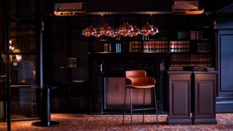 El nuevo restaurante Tatel, en Madrid.