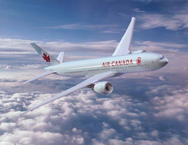 Air Canada reanuda sus vuelos directos con España este verano