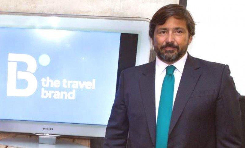 Gabriel Subías, CEO de Viajes Barceló.