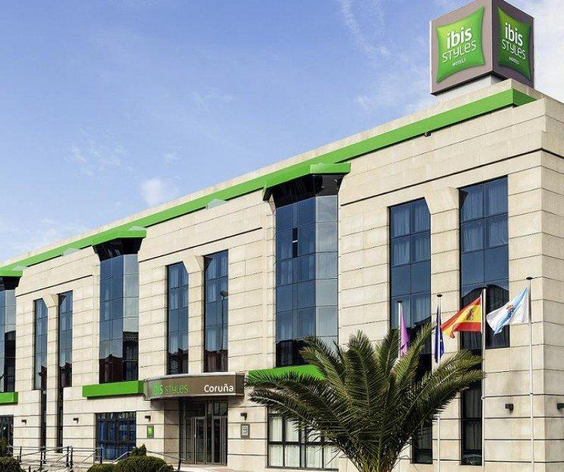 El Ibis Styles A Coruña abrió en régimen de franquicia hace siete meses, convirtiéndose en el primero de la marca en Galicia.