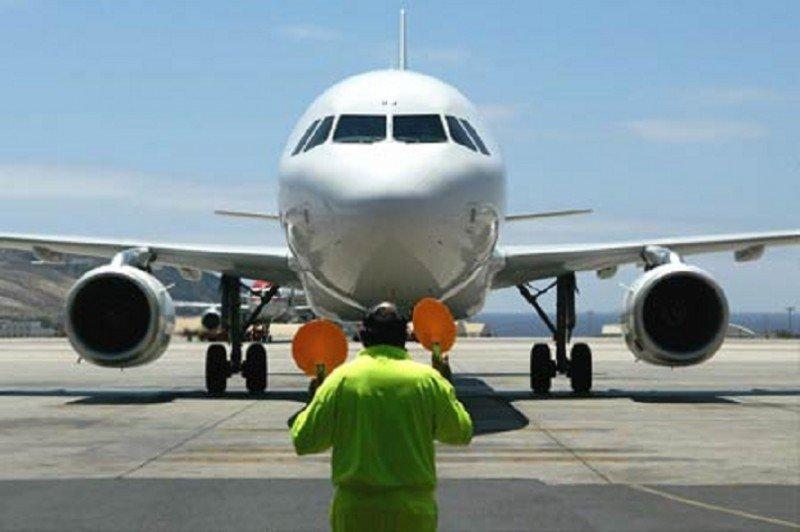 El número de pasajeros en vuelos domésticos aumenta más que en los internacionales