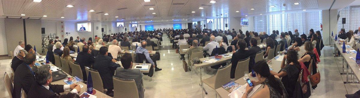 La edición número 11 del Foro Hosteltur contó con la asistencia de más de 400 profesionales.