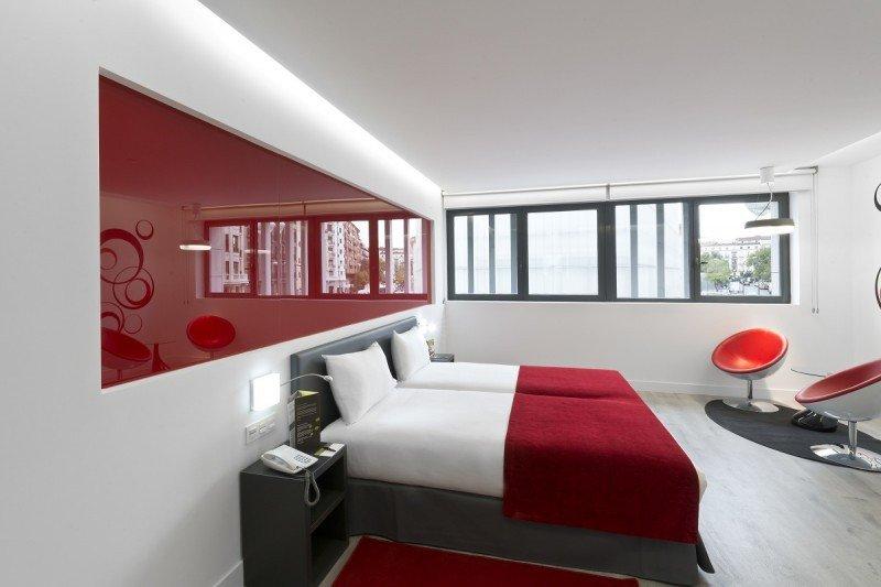 Hotusa incorpora dos nuevos hoteles Exe en Madrid y Segovia