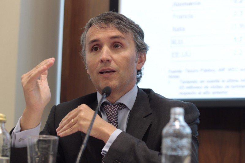 Javier Arús, de Hispania Activos Inmobiliarios, ha explicado las características de la Socimi Bay Hispania.