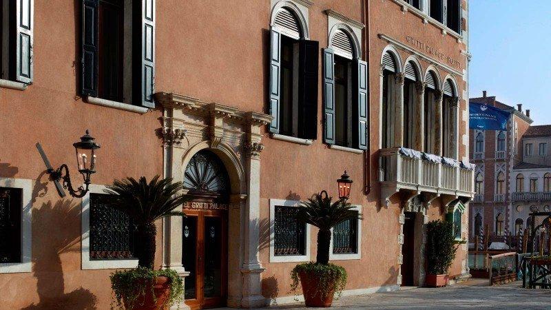 Starwood vende el Gritti Palace de Venecia por 105 M €