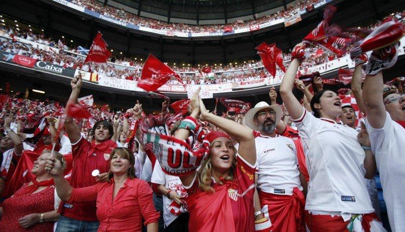 Las agencias de Sevilla rechazan el acuerdo con Halcón Viajes para la final de la UEFA