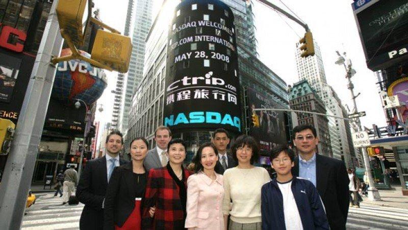 La OTA china Ctrip entra en pérdidas en el primer trimestre