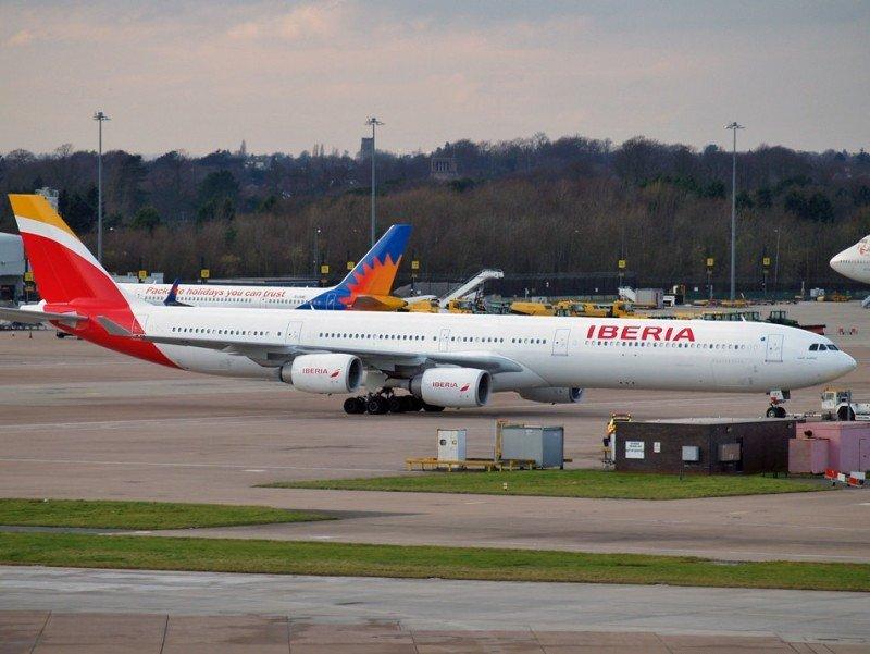 Iberia aumenta su oferta a Perú un 40%. La ruta es operada con los renovados A340-6.
