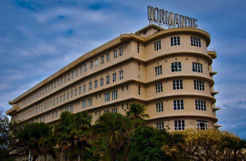 Una de las dos propiedades podría ser el emblemático Hotel Normandie, en el Viejo San Juan. Una de las dos propiedades podría ser el emblemático Hotel Normandie, en el Viejo San Juan.