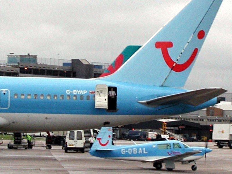 TUI será la marca única de las cinco aerolíneas del grupo alemán