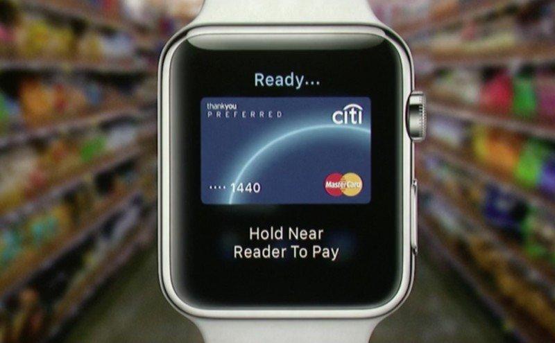 Los pagos a través de tecnología wearable como relojes o pulseras inteligentes van a extenderse en el futuro. #shu#