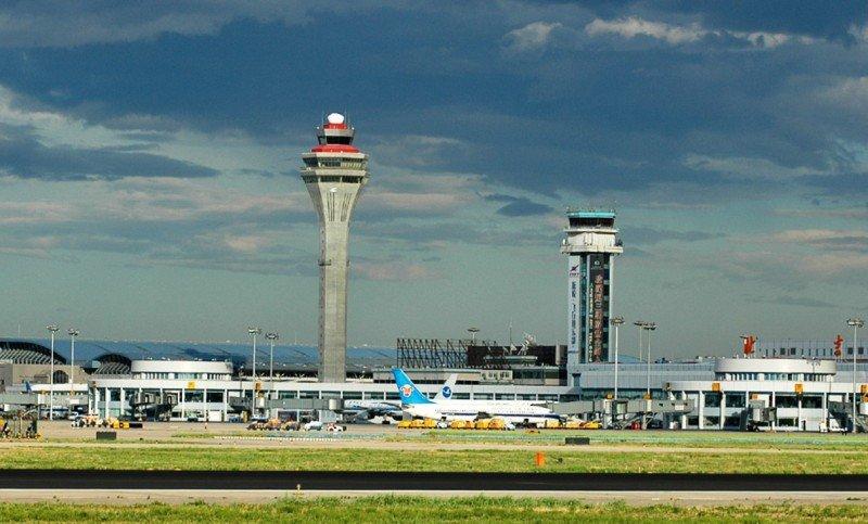 Aeropuerto Internacional de Beijing Capital (Foto: Bcia overview).