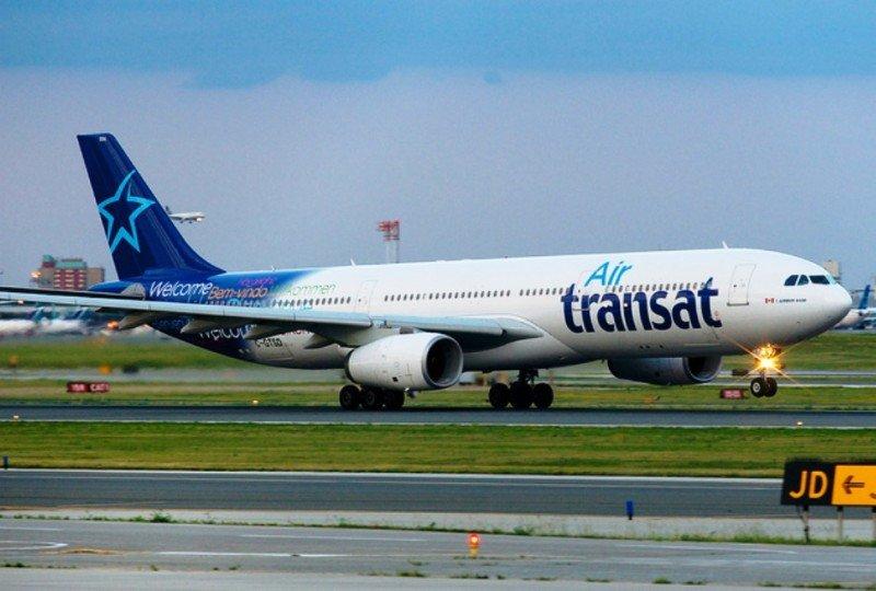 Air Transat abre al mercado español nuevos destinos en Canadá. Dispone de una flota de 21 Airbus, modelos A330 y A310.