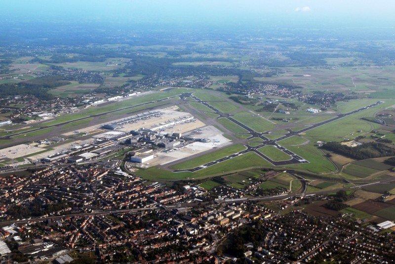Bélgica cierra su espacio aéreo por una avería eléctrica