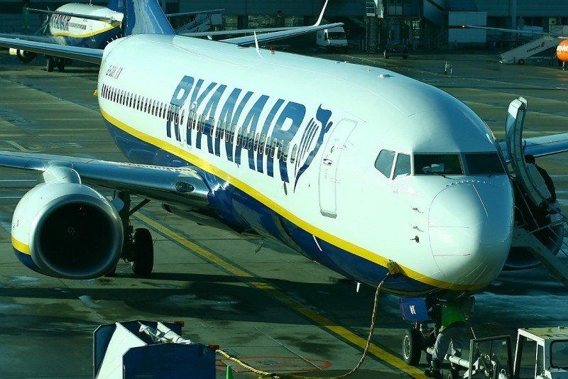 Huelga indefinida del handling de Ryanair en Madrid