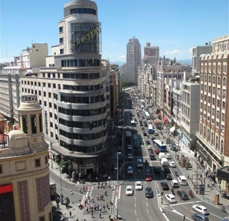 Platinum Estates convertirá un edificio del centro de Madrid en hotel