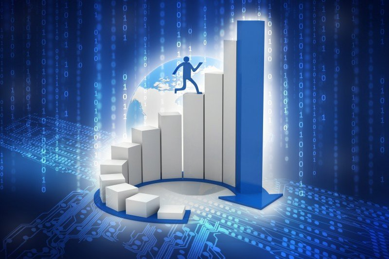 El crecimiento interanual fue del 2,7%, próximo al 2,9% previsto por el Gobierno para el cierre de 2015. #shu#