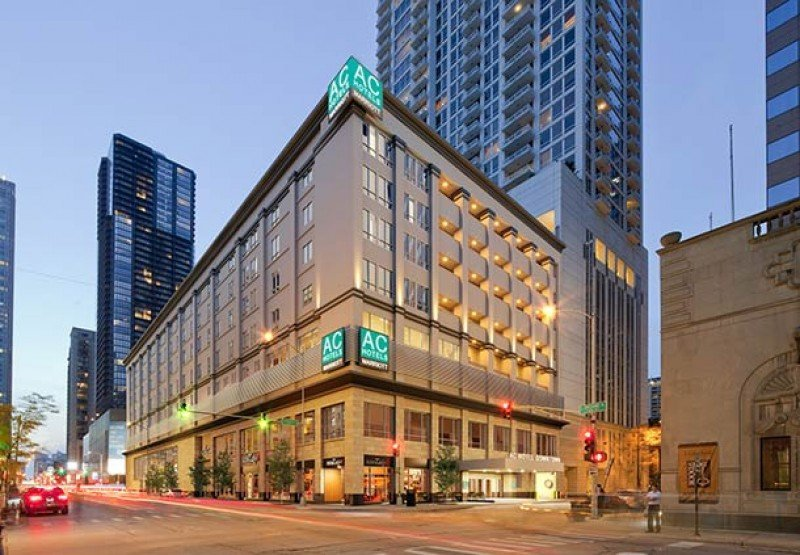 Abre el AC Hotel by Marriott de Chicago