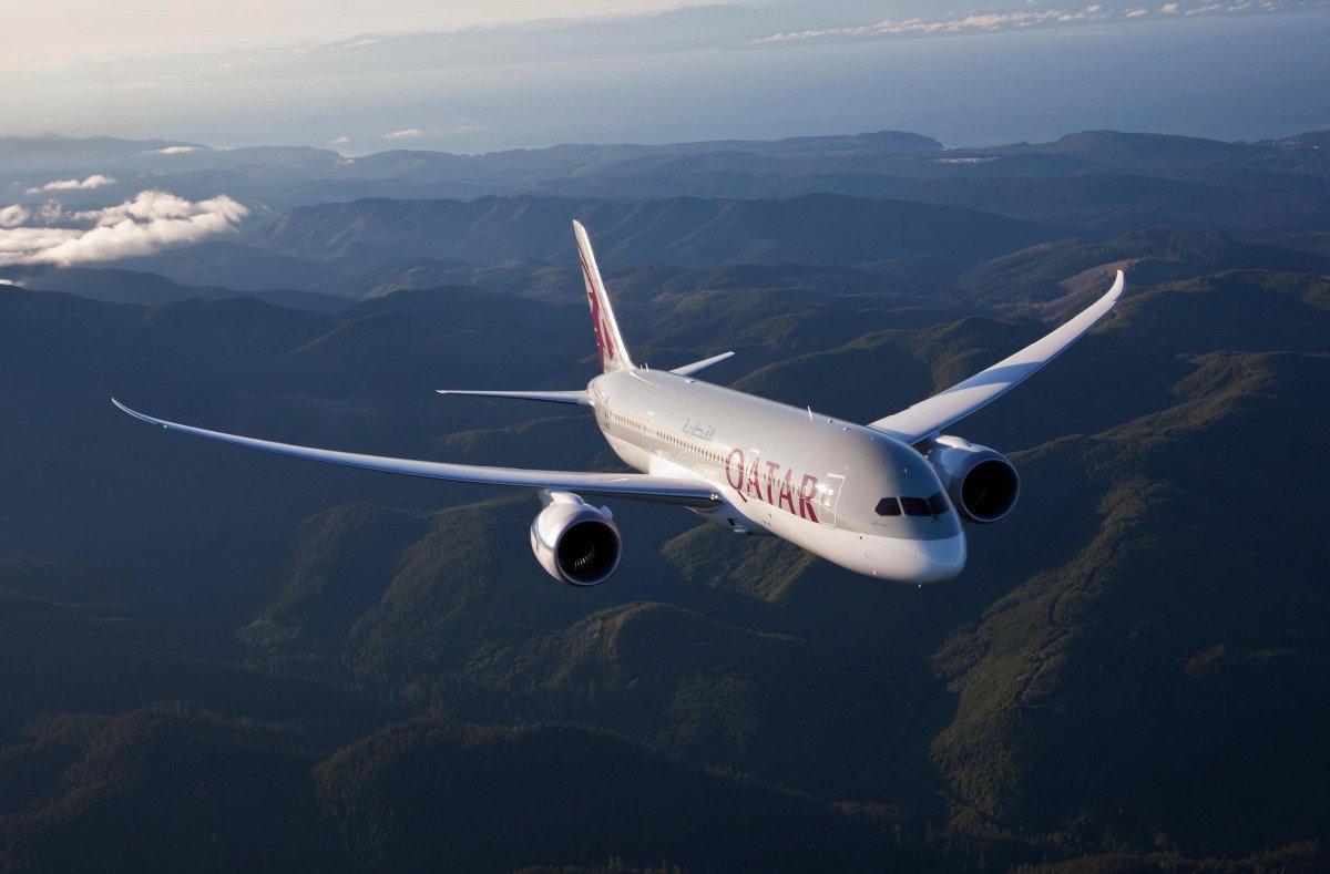 Qatar Airways es la primera aerolínea del Golfo en operar desde España con el Boeing 787 Dreamliner.