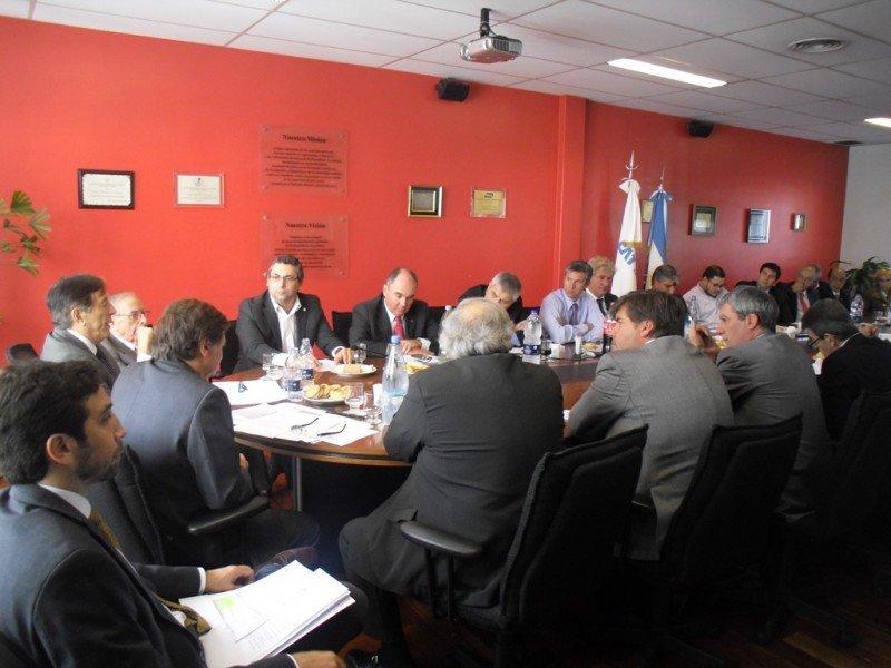 Asamblea de la Cámara Argentina de Turismo.