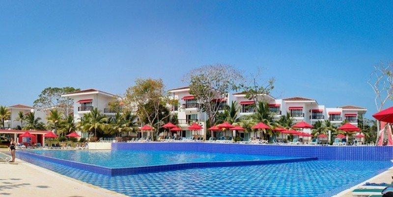 Decamerón Barú, uno de los primeros resorts en los que se pondrá en marcha la alianza.