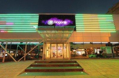 La gestión mixta del casino Nogaró, junto al Estado uruguayo, forma parte del negocio.