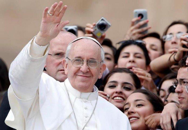 El Papa Francisco estará en Paraguay entre el 10 y el 12 de julio.