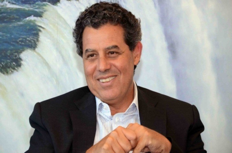 Luiz Falco, presidente de la operadora brasileña CVC.