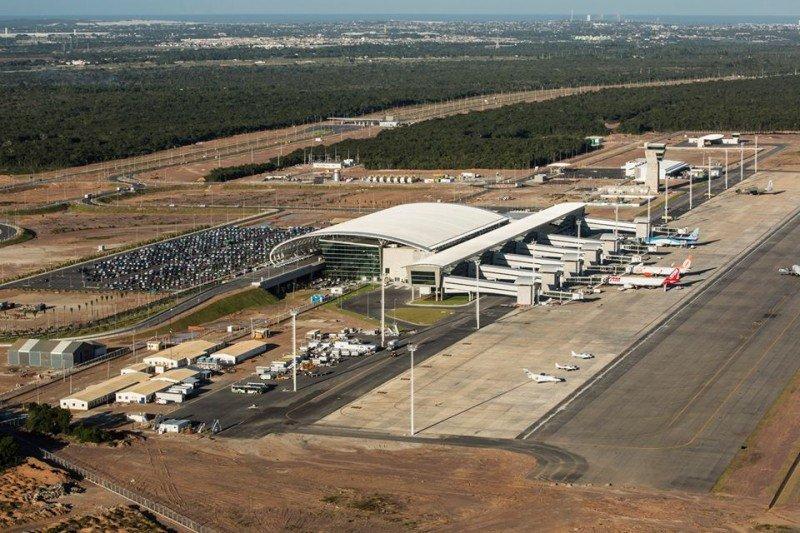 Aeropuerto de Natal.